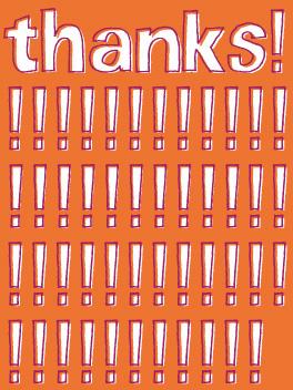 !!!!!!!!!!!!! thanks card