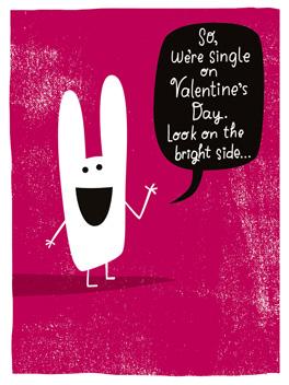 hit single valentine's day card