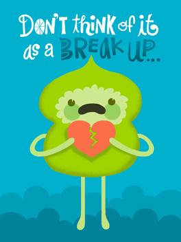 reframe break ups card