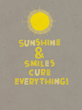 Sunshine and Smiles feel better card