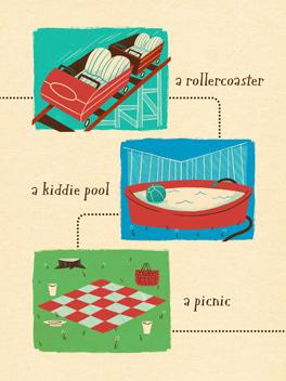summer sick friends rule card