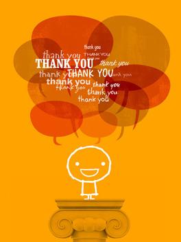 many thanks thanks card