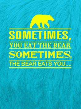 the bear truth fml card