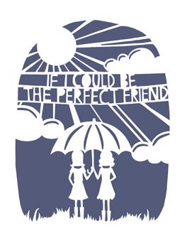 perfect pal friends rule card