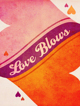 easy love valentine's day card