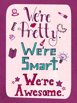 v-day swap valentine's day card
