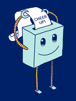 Cheer Up cheer-ups card