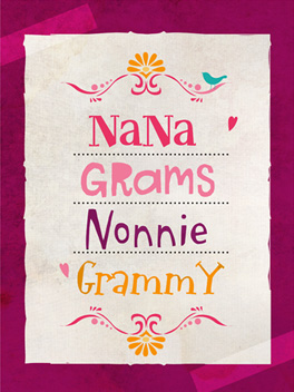 love-o-gram mother's day card