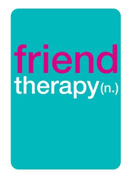 doctor/friend friends rule card