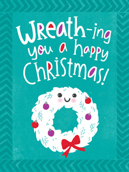 so sappy christmas card