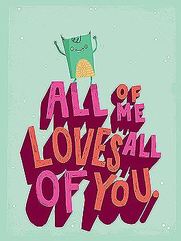 anatomically correct valentine's day card
