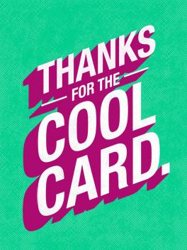 cool card! thanks card