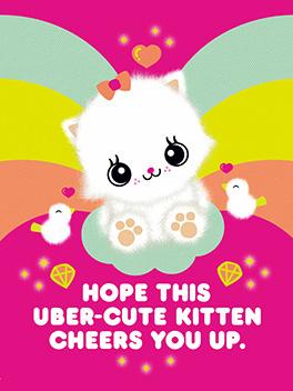 BOOM! cheer-ups card